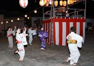 盆踊り(御霊祭)